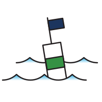 Buoyancy icon